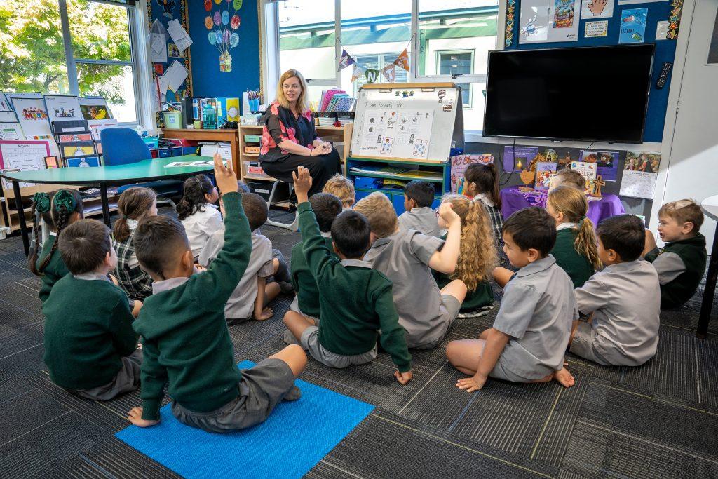 Parent Cultural Contacts, St James' Catholic School Palmerston North