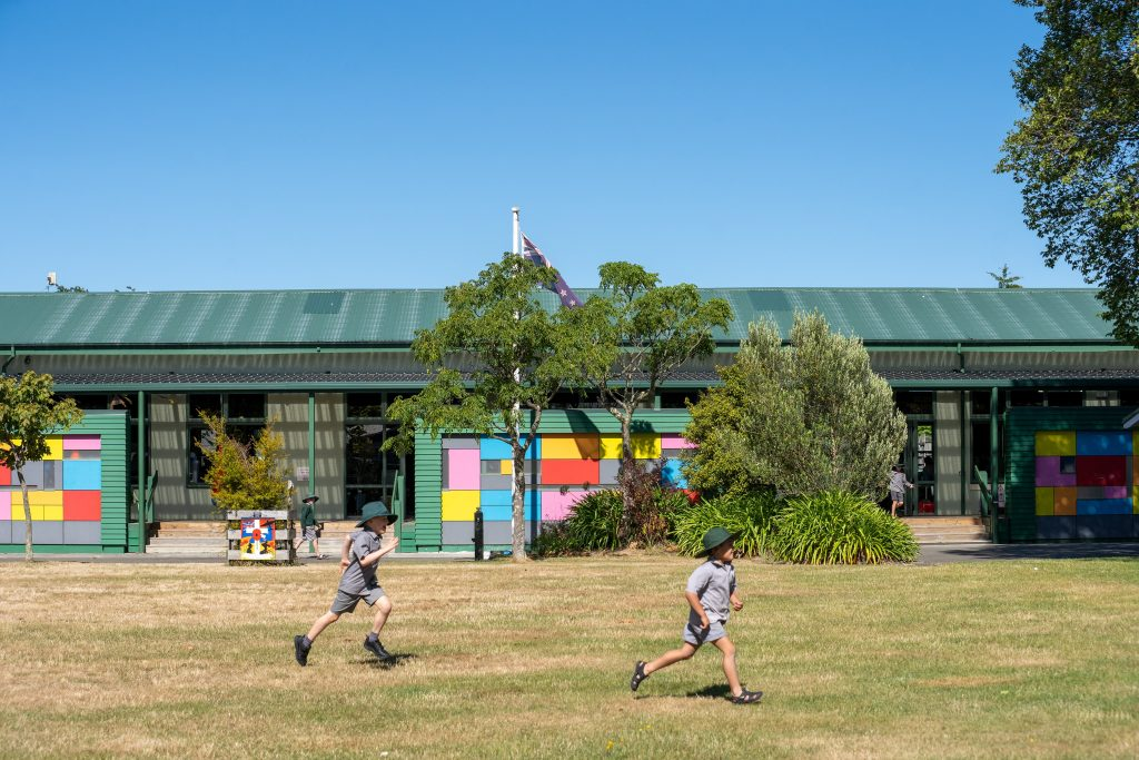 Te Hītori – History, St James' Catholic School Palmerston North