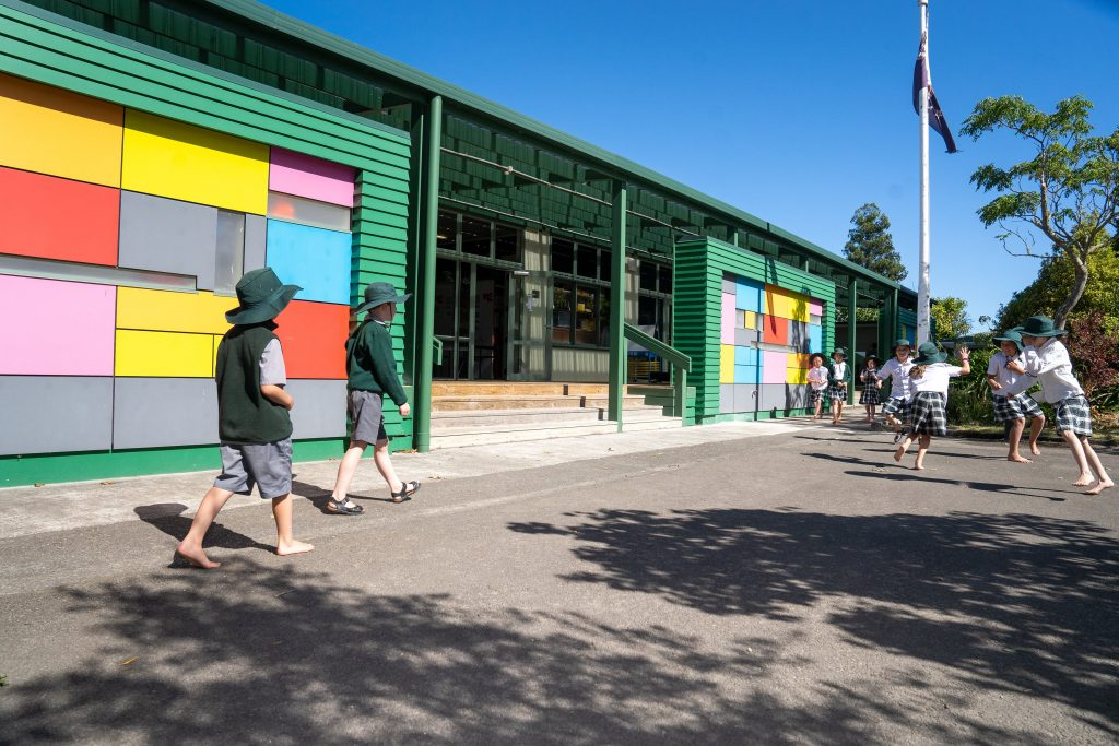 Enrolment Information, St James' Catholic School Palmerston North